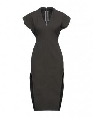 Платье миди Rick Owens