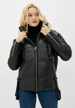 Куртка кожаная Снежная Королева